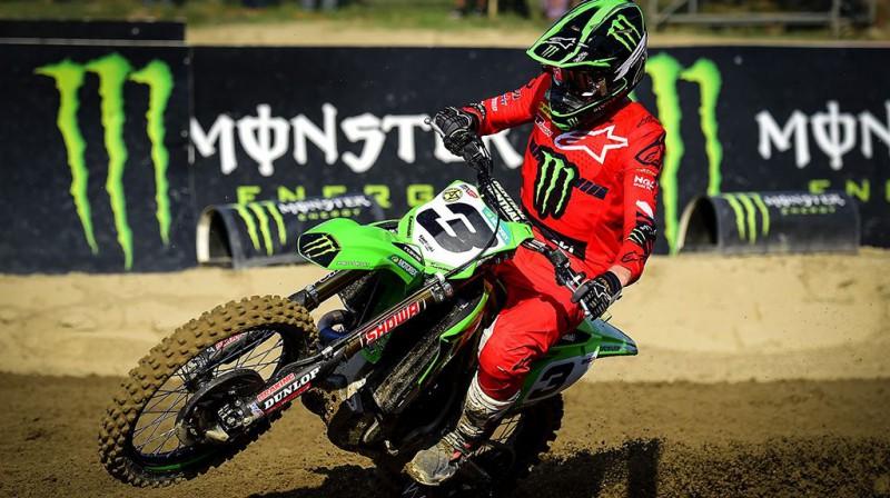 Romēns Fevrs. Foto: mxgp.com