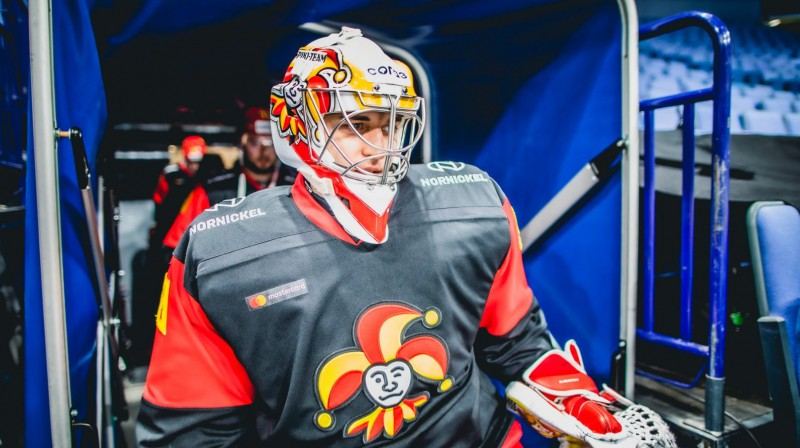Jānis Kalniņš. Foto: Helsingin Jokerit