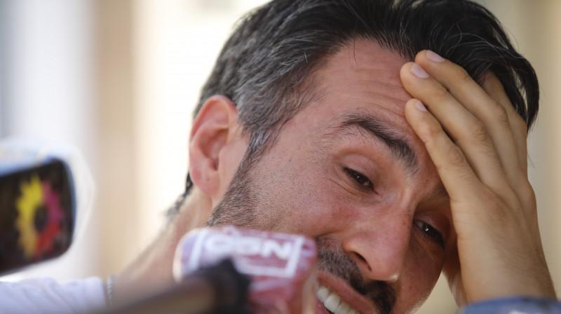 Leopoldo Luke. Foto: AP/Scanpix