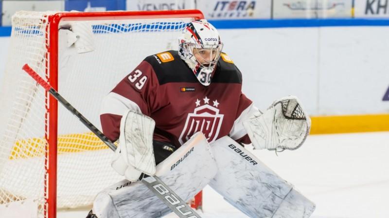 Jānis Voris. Foto: Kaspars Volonts, Dinamo Rīga