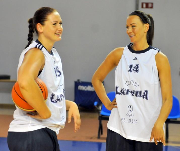 Basketbolistes ar uzvaru sāk turnīru Turcijā