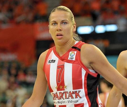 Anete Jēkabsone-Žogota - Eirolīgas čempione!