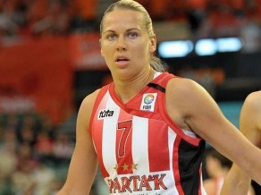 """Jēkabsone un """"Spartak"""" izcīna FIBA Superkausu"""