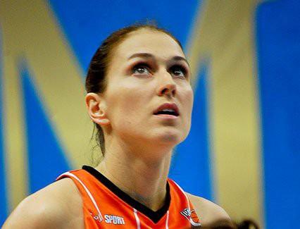 Abrosimova atgriežas WNBA