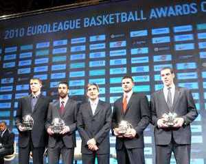 Milošs Teodosičs – ULEB Eirolīgas MVP 2010