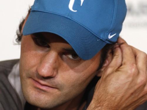 Federeram pietrūka divu nedēļu. Vai tikai pagaidām?