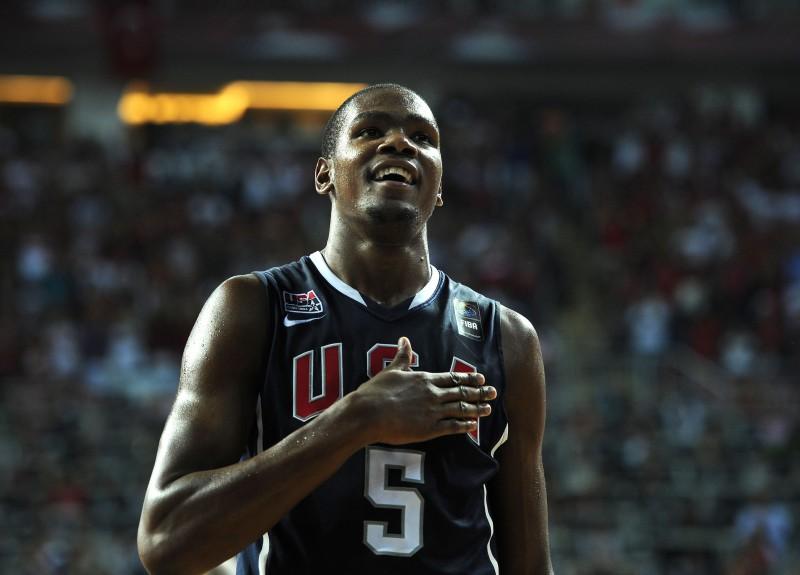 Simboliskais piecinieks bez pārsteigumiem; Durants - MVP