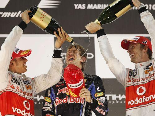 Fetels - 2010. gada F1 pasaules čempions