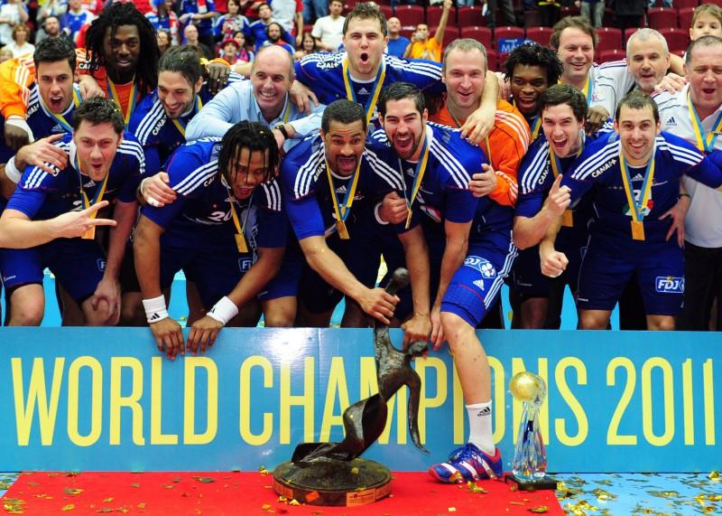 Francija - 2011. gada pasaules čempione handbolā