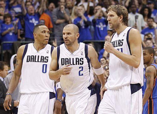 """""""Mavericks"""" piebeidz """"Thunder"""" un spēlēs NBA finālā"""