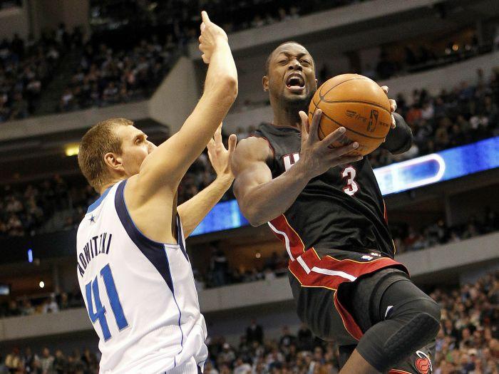 Maiami pret Dalasu - sākas izšķirošā kauja par NBA titulu