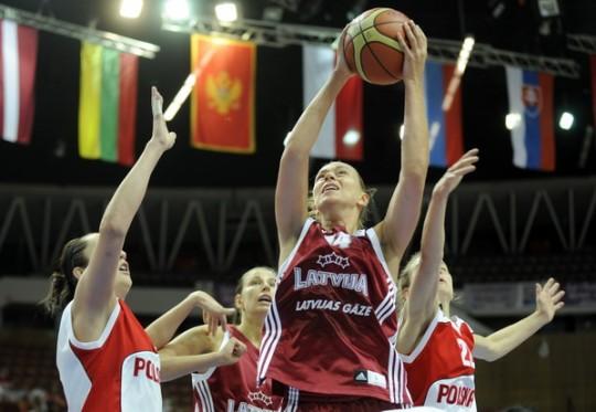 Latvija cīņā par pirmo vietu F grupā