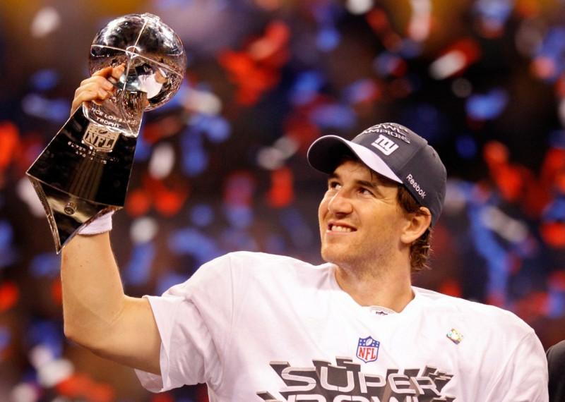 """""""Super Bowl"""" trilleris atkal beidzas veiksmīgi """"Giants"""""""
