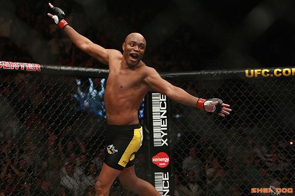 Bijušais UFC čempions Silva grib startēt Rio olimpiādē