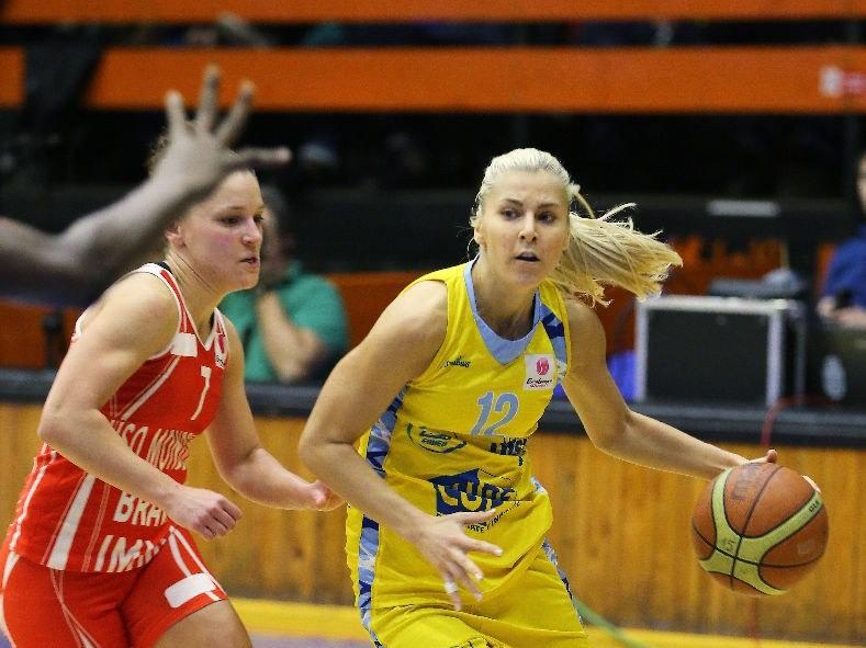 Elīna Babkina - Čehijas čempione