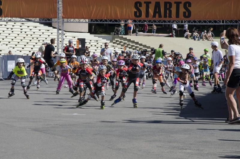 """838 """"Nike Riga Run"""" dalībnieki saņems jūras ceļojumu uz Stokholmu no """"Tallink"""""""