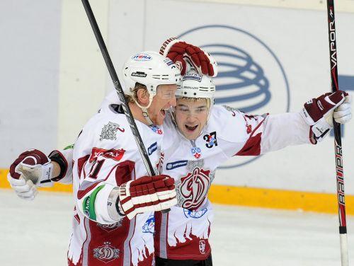 """Kā Rīgas """"Dinamo"""" veicies pirmajās spēlēs?"""