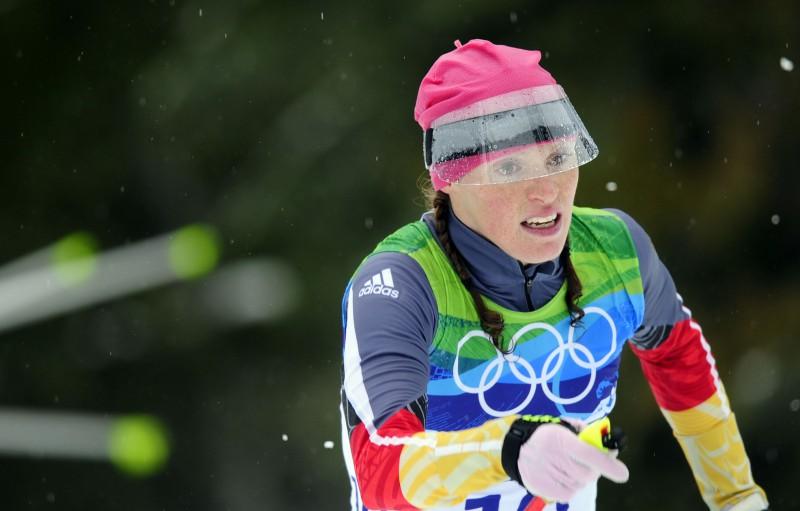 Sočos dopinga lietošanā pieķertā Zahenbahere-Štēle beidz karjeru