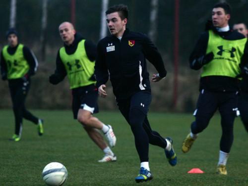 Savaļnieks papildina Latvijas futbolistu rindas Polijas Ekstraklasē