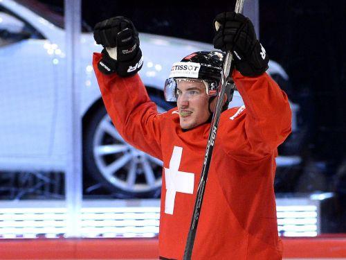 Šveice: rezultatīvi aizsargi no NHL, nepatīkama bilance latviešiem