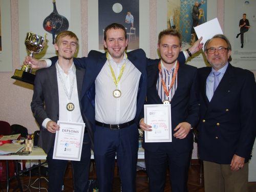 Latvijā ar FIDE atbalstu tiks izveidota Šaha akadēmija
