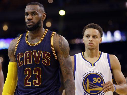 NBA jaunās sezonas atklāšanas nakts