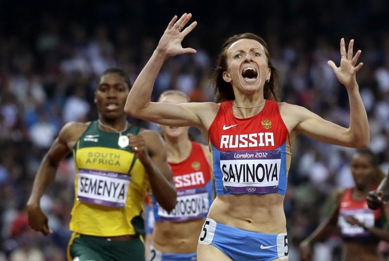 IAAF 2009. gadā brīdinājis, ka Krievijas vieglatlēti apdraud savu dzīvību