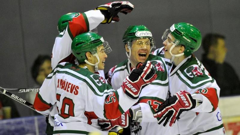 Latvijas hokeja čempionātam piesakās sešas komandas