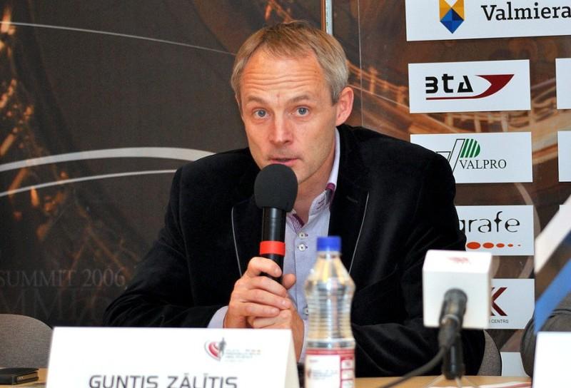 """No amata atkāpjas """"Daugavas stadiona"""" pagaidu valdes loceklis Zālītis"""
