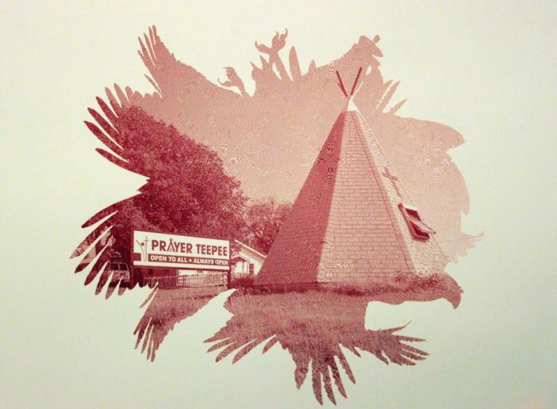 """""""Atpakaļ haosā"""" – grafikas festivāla """"Printmaking IN"""" centrālā izstāde"""