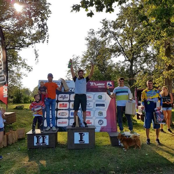 Aizvadīts sezonas pirmspēdējais Latvijas čempionāta cross country posms