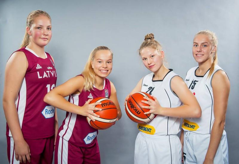 Meldere trāpa no visām pozīcijām, U16 izlase zaudē Tartu