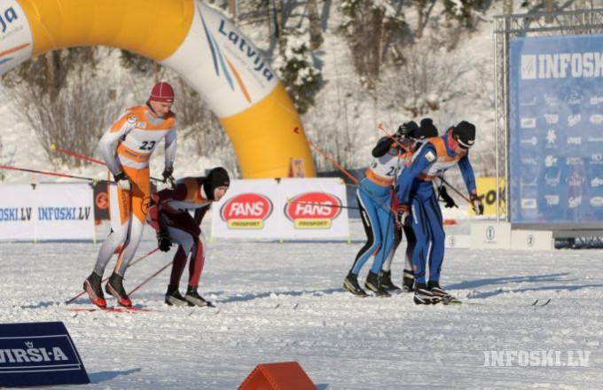 Vairākiem Latvijas distanču slēpotājiem kāpums FIS rangā