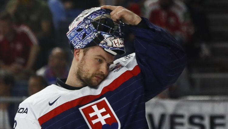"""Hudāčeks: """"Slovākija vēl vairākus gadus PČ spēlēs tikai par vietas nosargāšanu"""""""