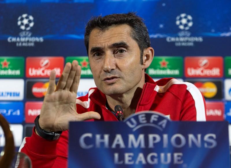 """Oficiāli: Par """"Barcelona"""" galveno treneri kļūst Valverde"""