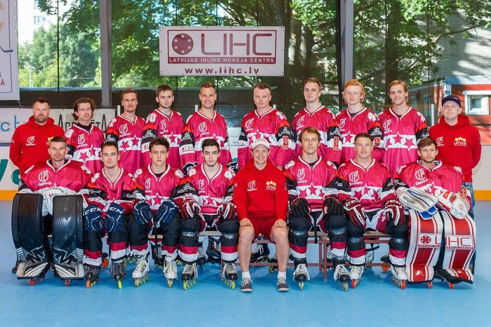 Sorokins nosauc inline hokeja izlases sastāvu pasaules čempionātam