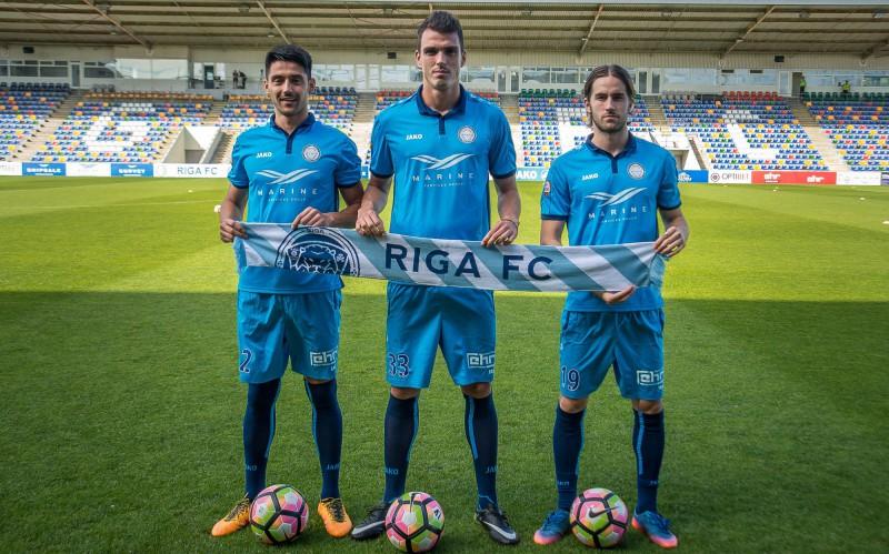 """Riga"" FC iegūst Melnkalnes čempionu un divus serbus"