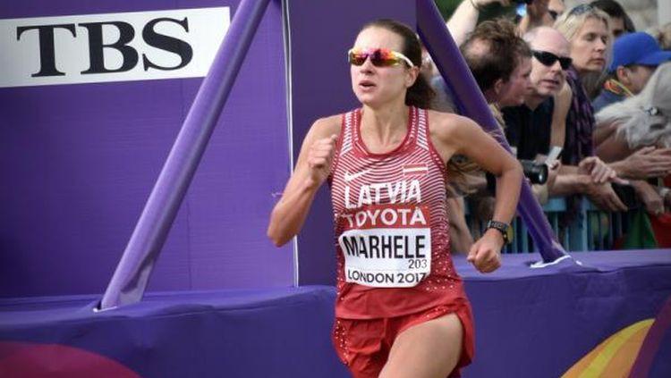 Eiropas čempionāta noslēgumā starts maratonistiem Marhelei un Viškeram