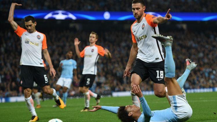 """Agvero neiesit pendeli, tomēr """"City"""" uzvar, """"Napoli"""" iesit trīs un pārspēj """"Feyenoord"""""""