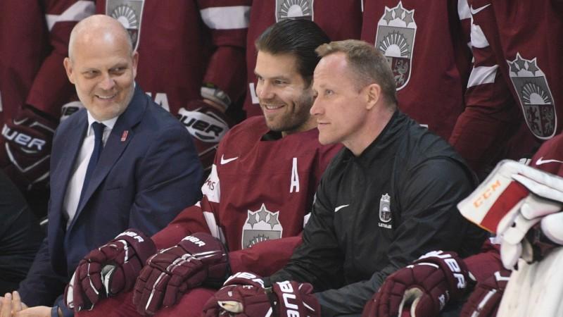 Hokeja eksperti: Somi parādīja savu līmeni, bet šī nebija svarīgākā spēle