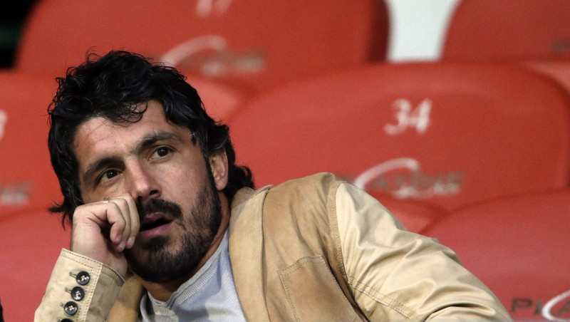 """""""Milan"""" atlaiž treneri, viņa vietā stājas Gatuzo"""