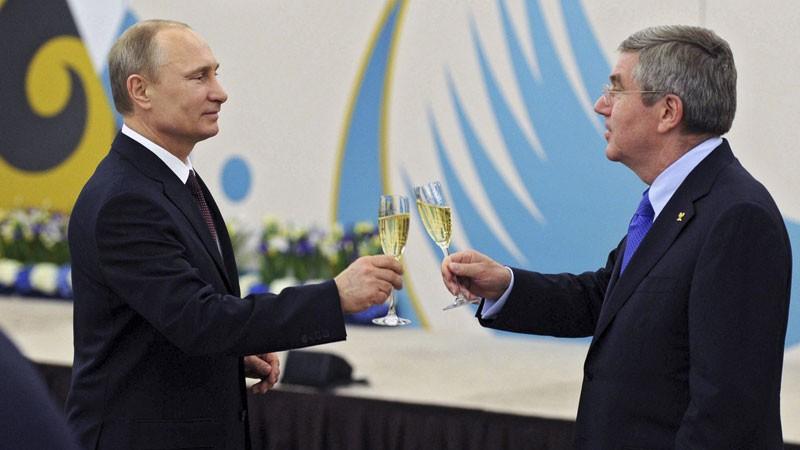 Kāpēc jādiskvalificē Krievijas komanda, nevis atsevišķi sportisti
