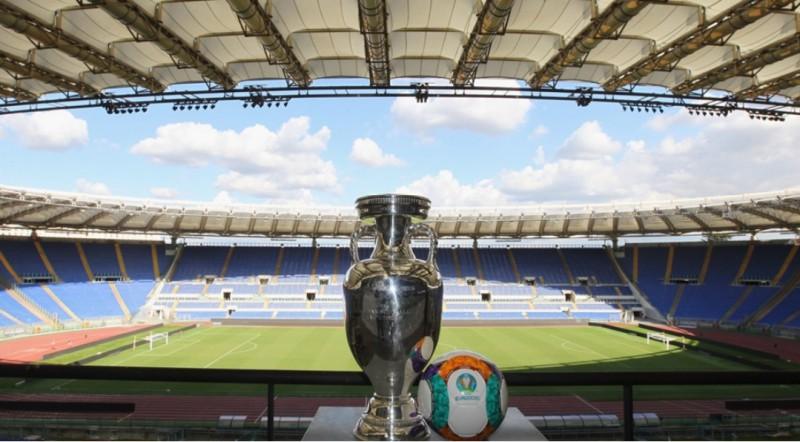 """""""Euro 2020"""" atklāšanas spēle notiks Romā, fināls - Londonā"""