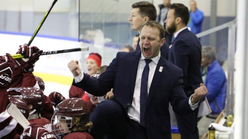 Junioru hokejs nedrīkst būt pašmērķis
