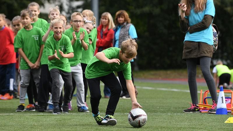 Kas ietekmē bērnu izvēli nodarboties ar konkrēto sporta veidu? 2. daļa