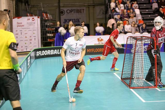 Kvalifikācijas turnīrā gan rezultatīvākais, gan lietderīgākais – Ragovskis