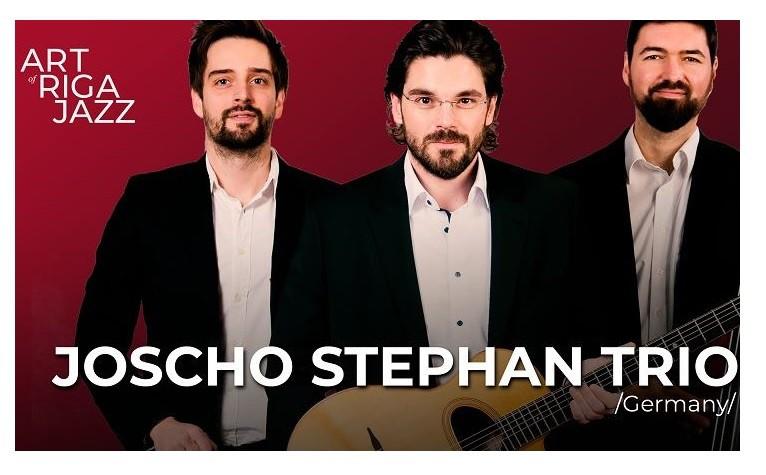 Piedalies konkursā un baudi pārsteidzošu muzikalitāti Joscho Stephan Trio izpildījumā