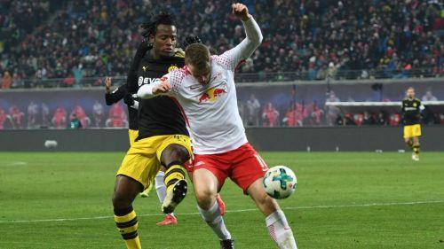 """""""Leipzig"""" un """"Borussia"""" spēlē neizšķirti, konkurence TOP6 joprojām karsta"""