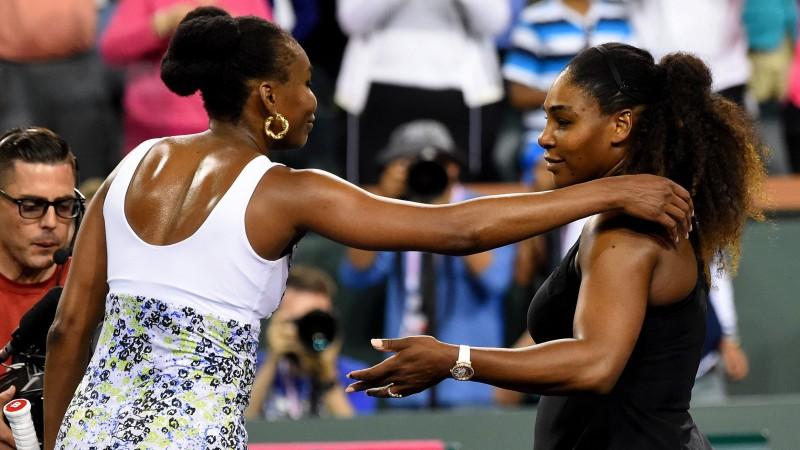 Māsu Viljamsu cīņā uzvar Venusa, turnīrs beidzies Svitoļinai un čempionei Vesņinai