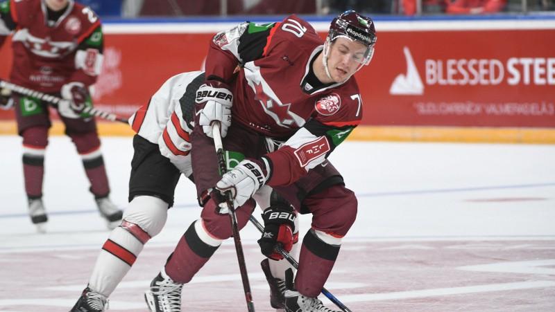 "KHL apstiprina Indraša pāreju uz Maskavas ""Dynamo"""